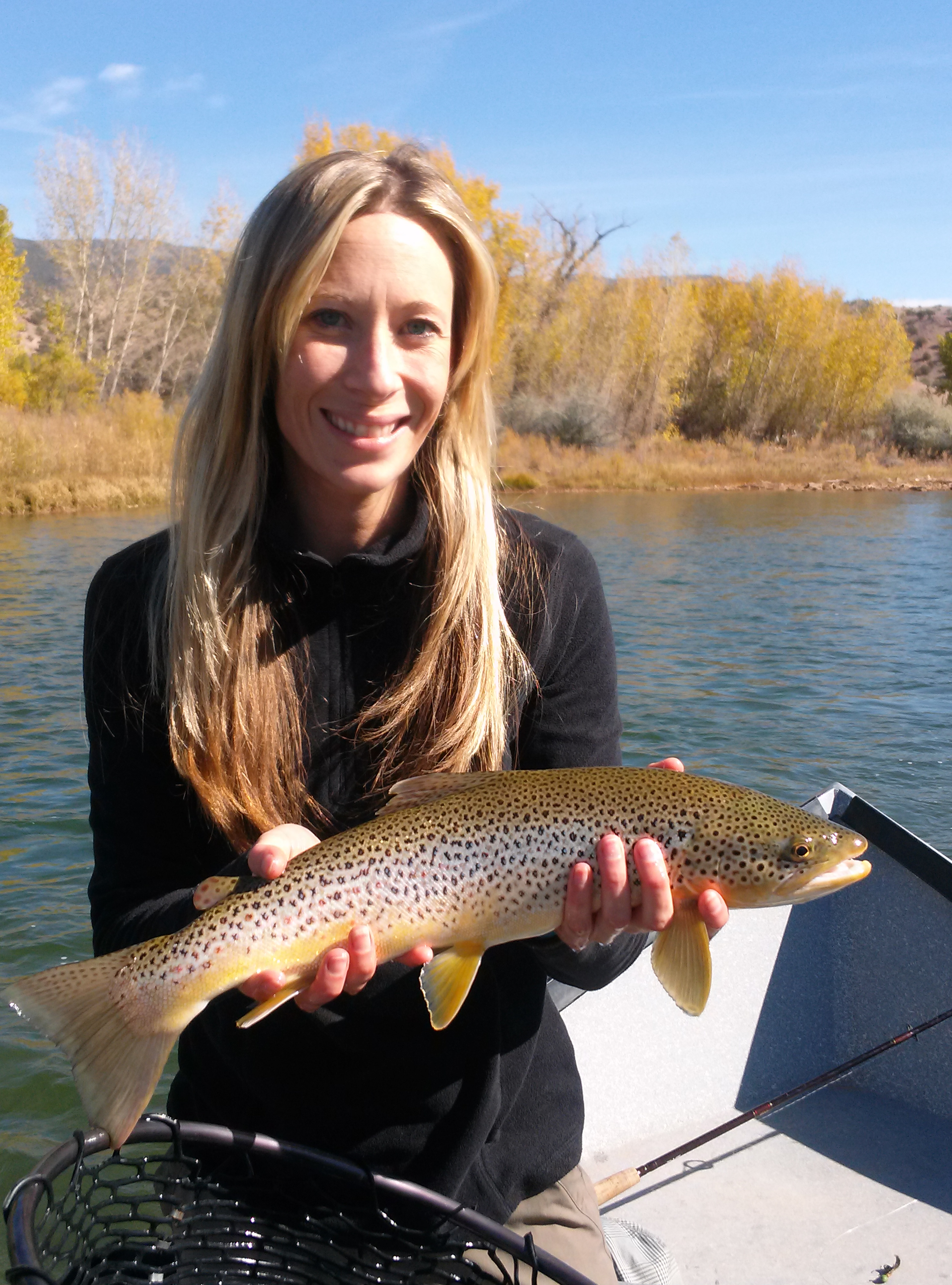 Winter rates green river dry fly utah for Trout fishing utah