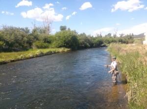 Weber River, UT