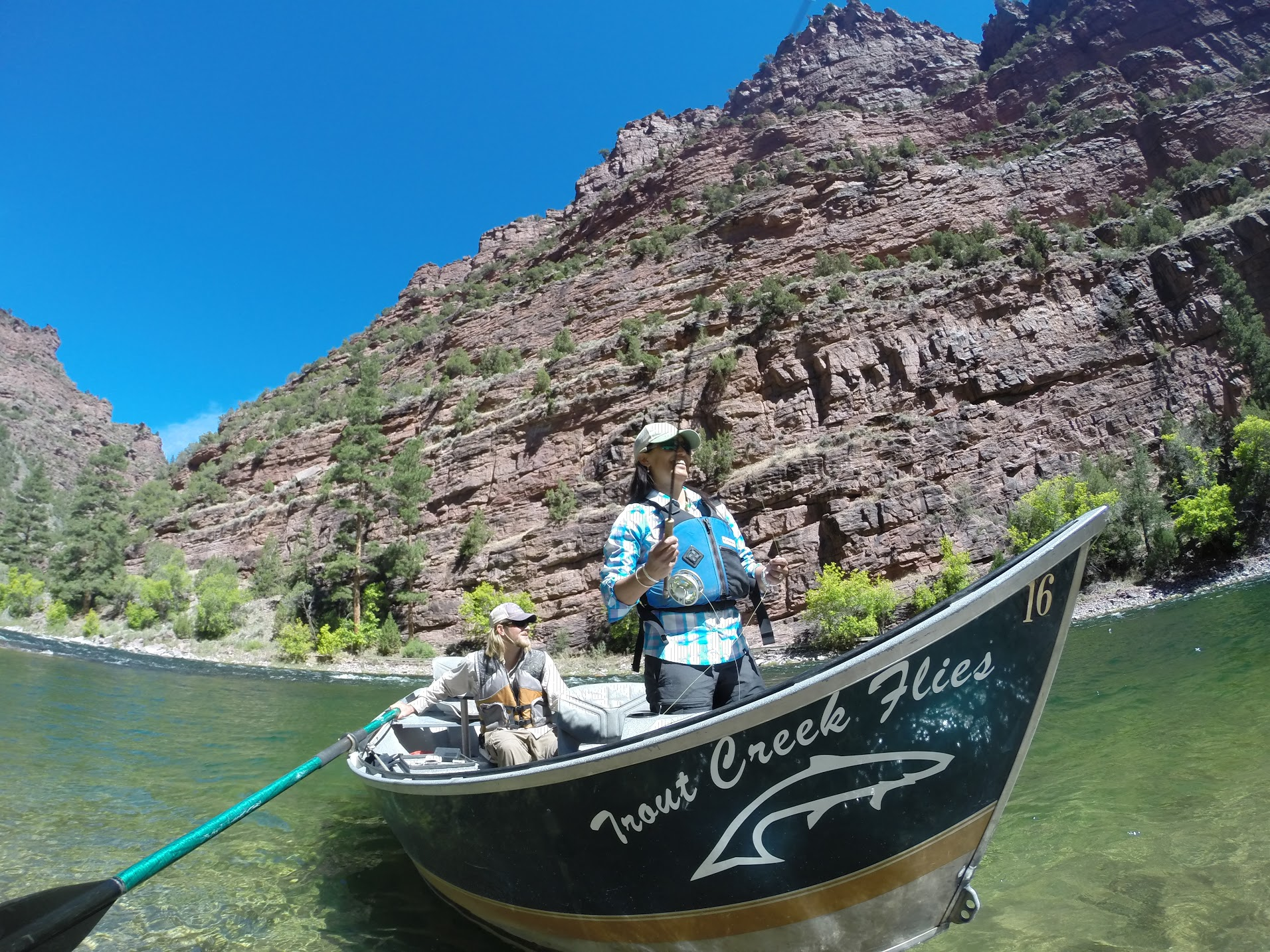 Best time to fly fish the green river dry fly utah for Best fishing in utah