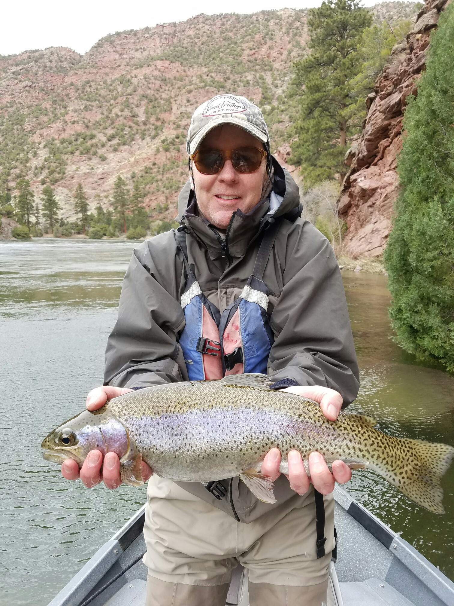 Dry Fly Utah Fly Fishing Guides